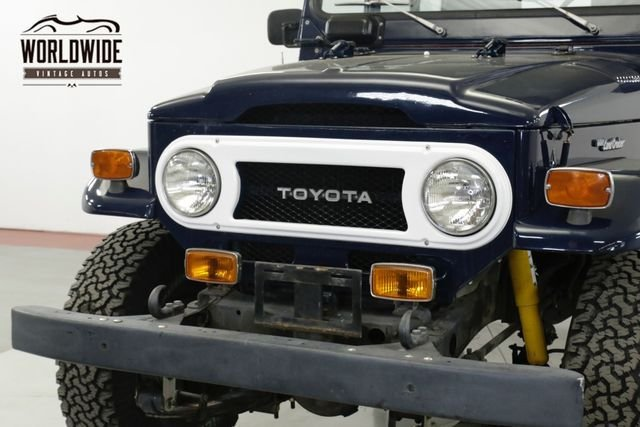 1976 Toyota Land Cruiser
