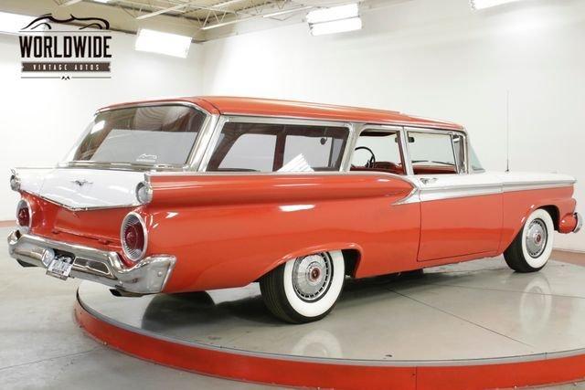 1959 Ford Ranch Wagon