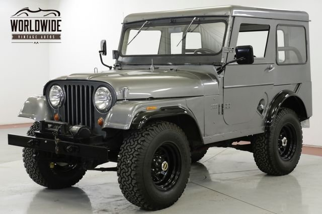 1964 willys cj 5