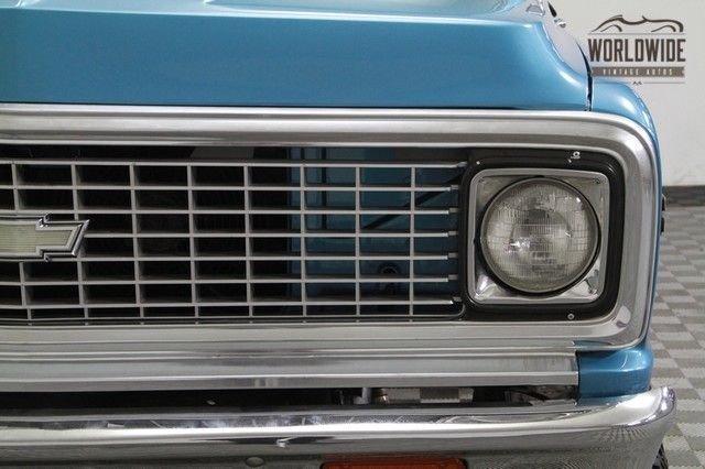 1971 Chevrolet Cheyenne Stepside