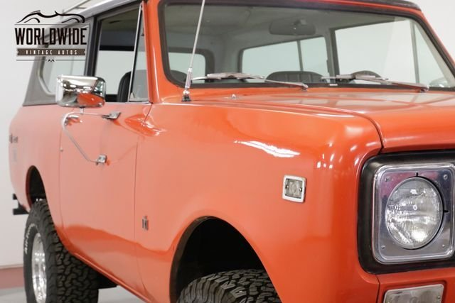 1976 International Scout Ii
