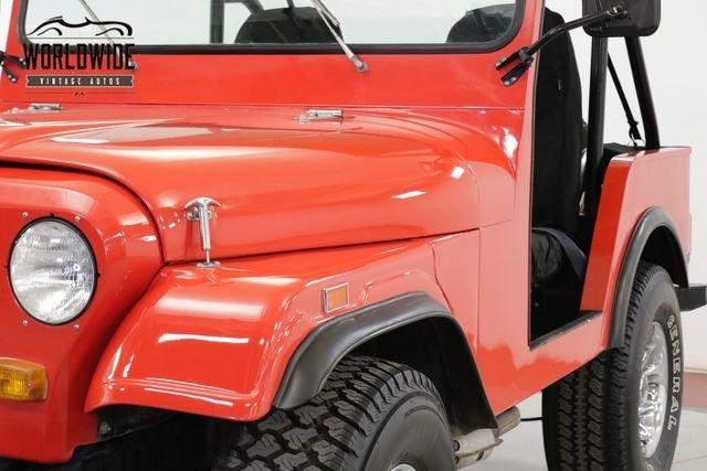 1978 Jeep Dj-5