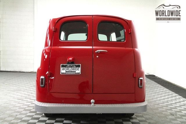 1949 Ford Panel Truck
