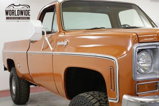 1974 Chevrolet Truck