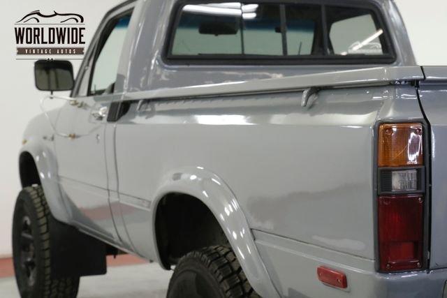 1982 Toyota Hilux