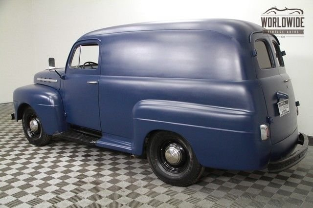 1951 Ford Panel Truck
