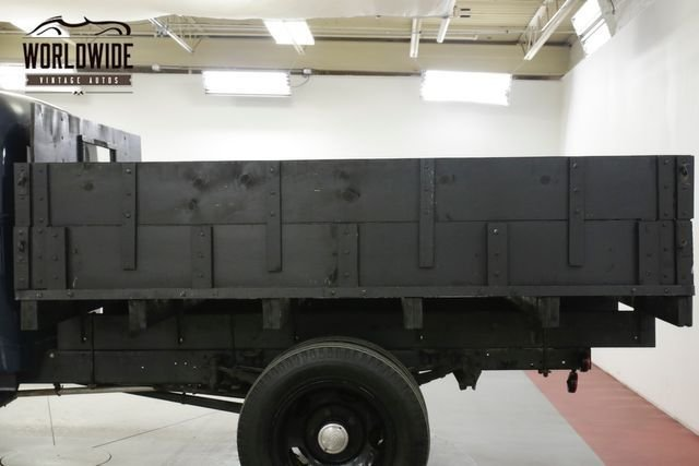1938 Ford Flat Bed
