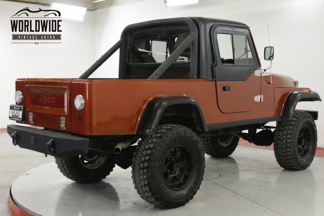 1982 Jeep Cj8