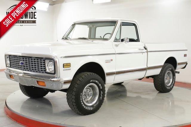 1970 Chevrolet Truck