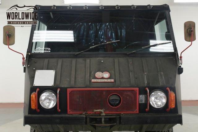 1972 Steyr Puch Pinzgauer 710M