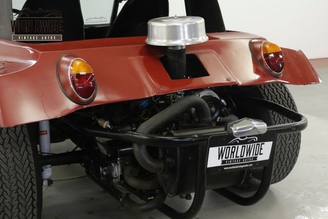 1967 Volkswagen Dune Buggy