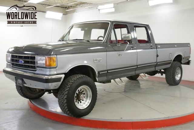 1989 ford f350