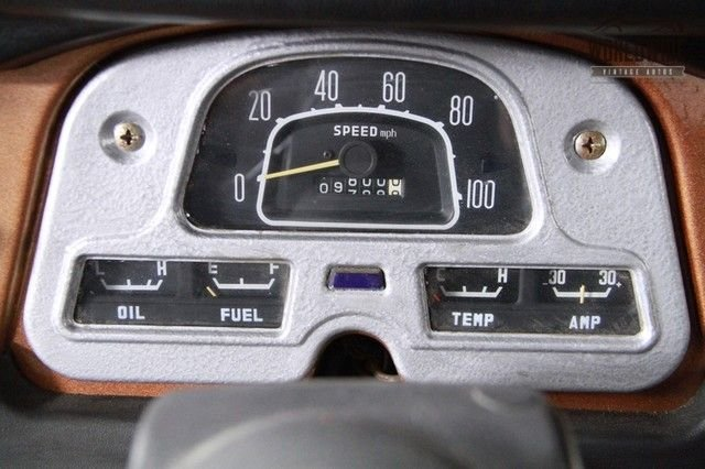 1974 Toyota Landcruiser Fj40