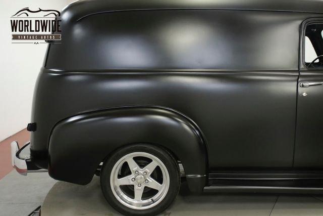 1951 Chevrolet Panel
