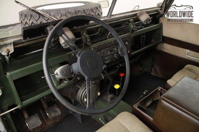 1963 Land Rover Defender Series Iia