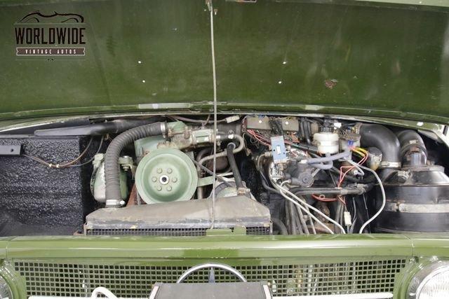 1979 Mercedes-Benz Unimog