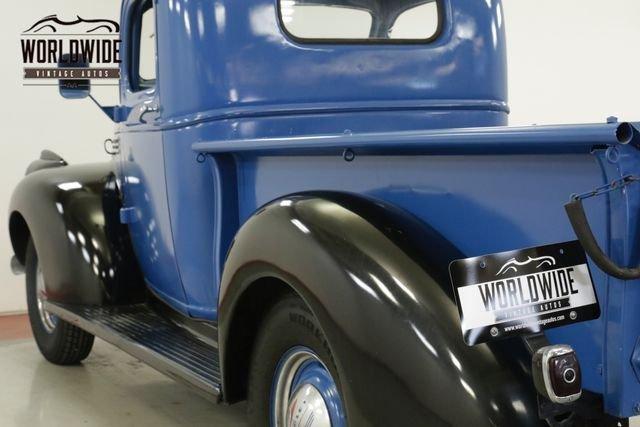 1946 Chevrolet Truck