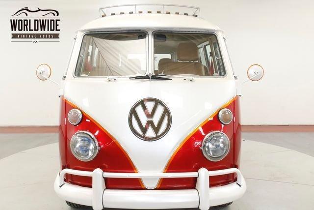 1974 Volkswagen Kombi