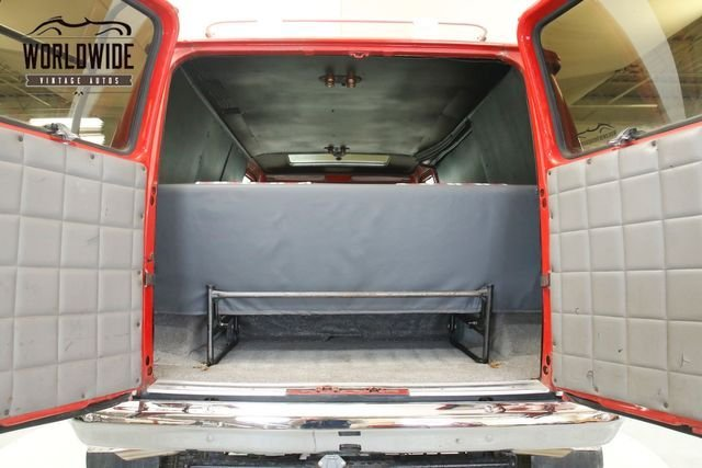 1976 Chevrolet Van