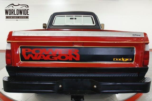 1979 Dodge Power Wagon