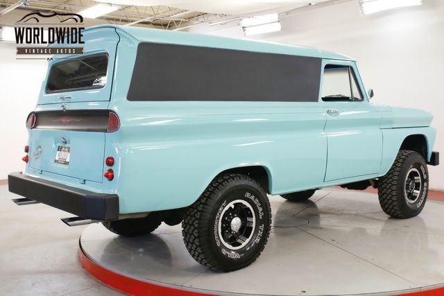 1965 Chevrolet Panel