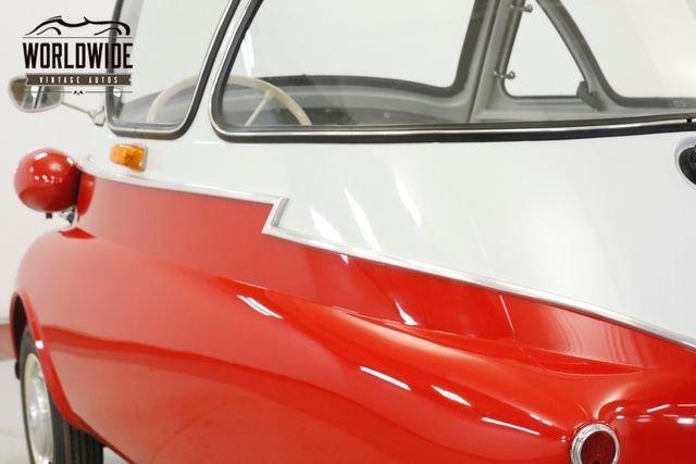 1956 BMW Isetta 300