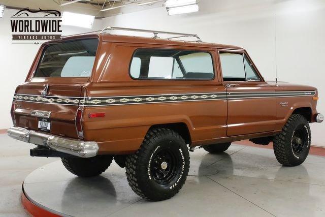 1974 Jeep Cherokee