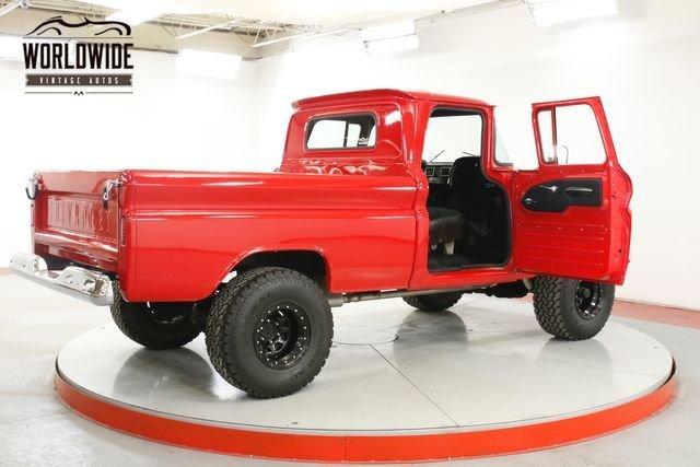 1962 Chevrolet Truck