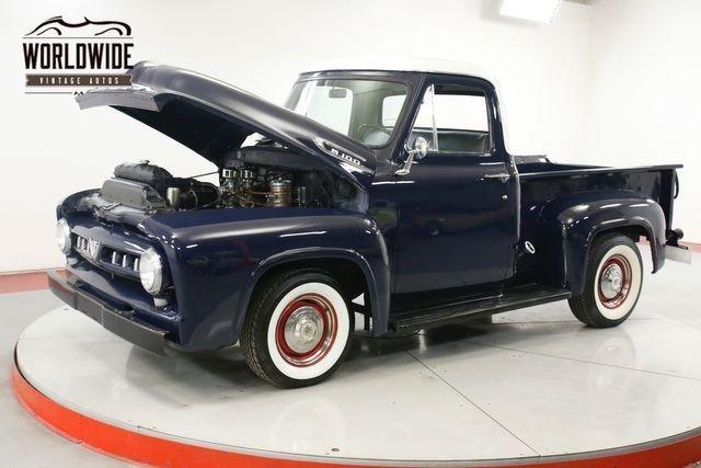 1953 Mercury Truck