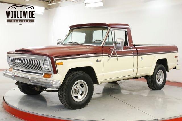 1977 jeep j10