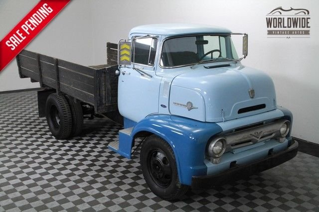 1956 ford coe f5