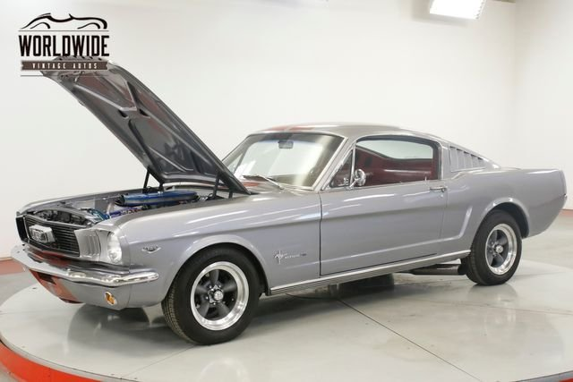 1966 Ford Mustang