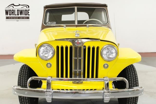 1949 Jeep Jeepster