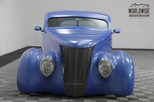 1937 Ford Custom Street Rod. $200K+ Build.
