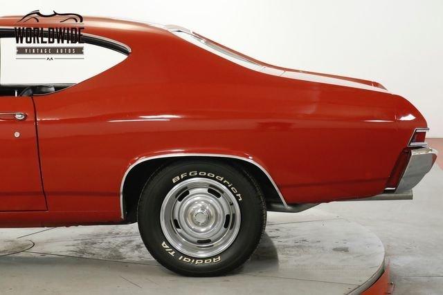 1968 Chevrolet Malibu Chevelle Ss