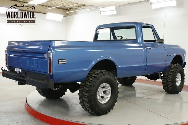 1972 Chevrolet Pick Up