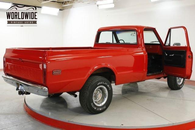1972 Chevrolet Truck