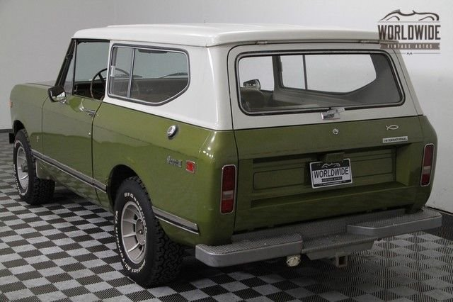 1974 International Scout