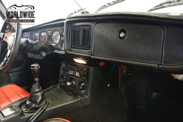 1979 MG MGB