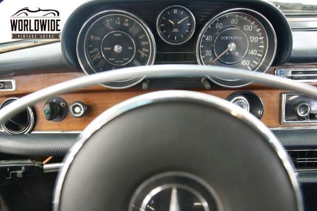 1971 Mercedes Benz 280Se