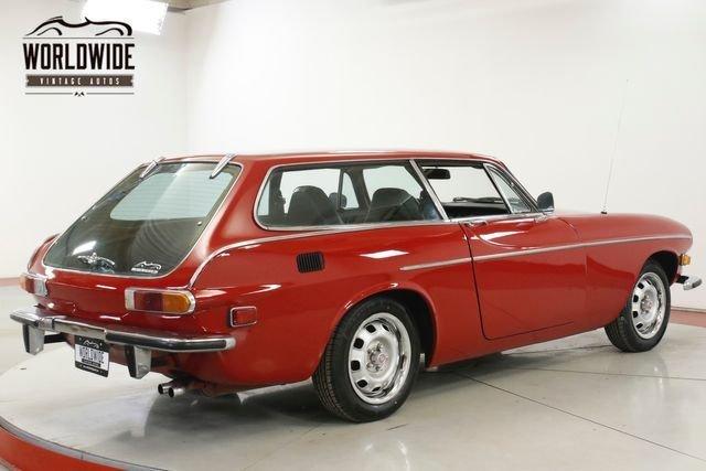 1972 Volvo 1800Es