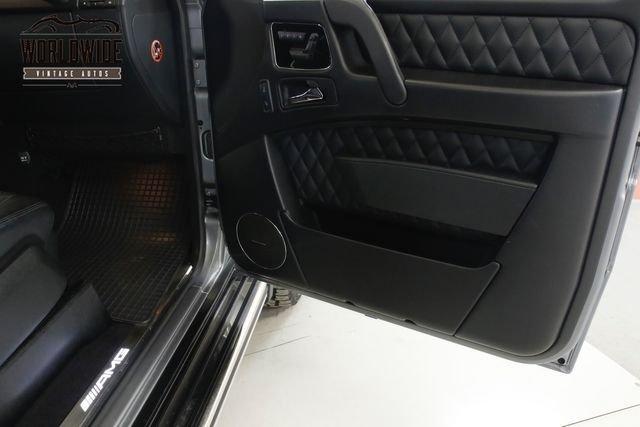2015 Mercedes Benz G63