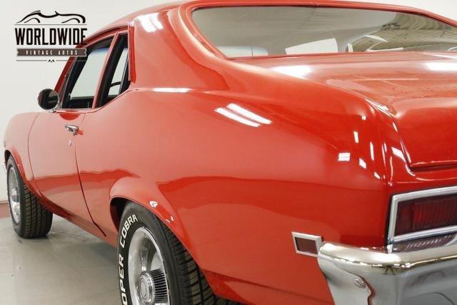 1969 Chevrolet Nova Ss