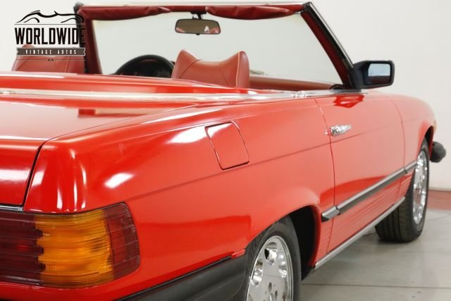 1977 Mercedes Benz 450Sl
