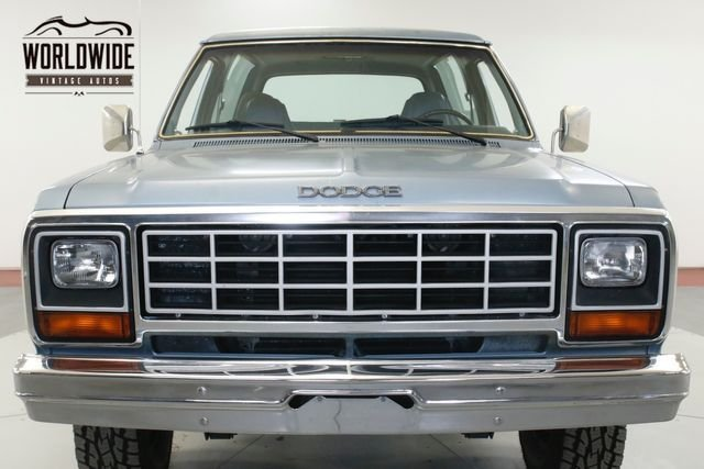 1984 Dodge Ram Charger