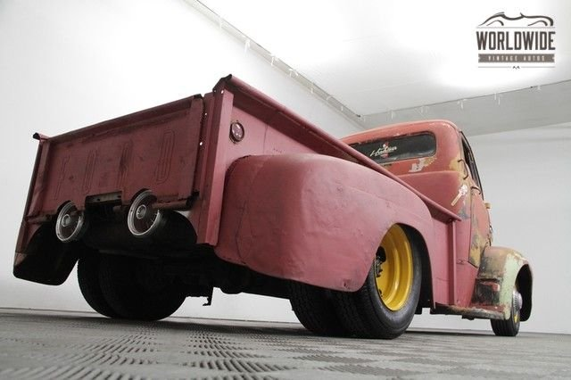1951 Ford Coe
