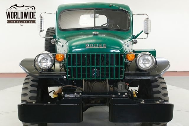 1957 Dodge Power Wagon