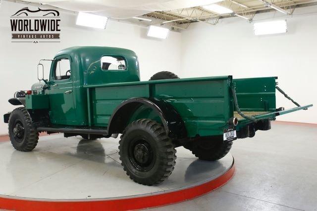 1957 Dodge Power Wagon