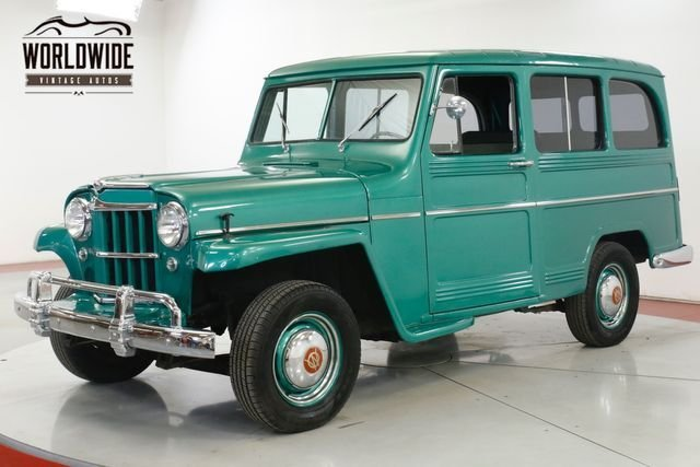 1959 willys wagon