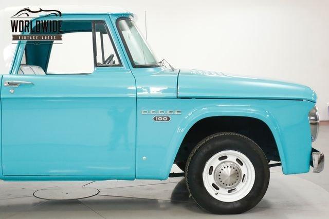 1965 Dodge Truck